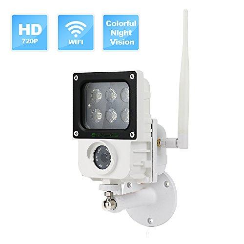 Wifi Wireless Surveillance Camera Sv3c Color Night Vision