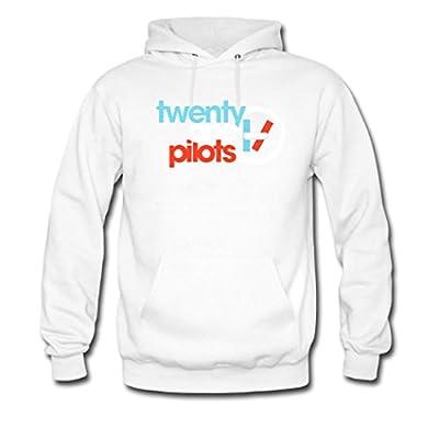 Twenty One Pilots Logo For Mens Printed Sweatshirt Pullover Hoody
