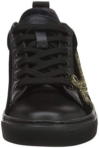 De La Mujer nero Scarpa Negro Zapatillas Gimnasia 216 Martina Para YxrOrRwtq