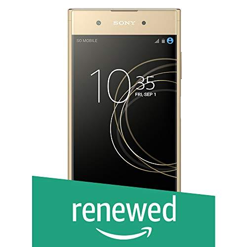 Renewed  Sony Xperia XA1 Plus Dual  Gold