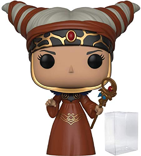 (Funko Pop! TV: Mighty Morphin' Power Rangers - Rita Repulsa Vinyl Figure (Includes Pop Box Protector Case) )