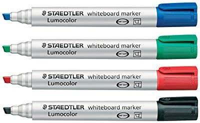 1/Lumocolor Marqueur pour tableau blanc 351 jaune Staedtler 351