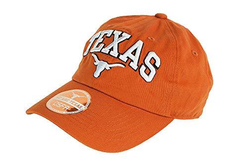 Texas Longhorn Hats (Elite Fan Shop Texas Longhorns Hat Arch Orange -)