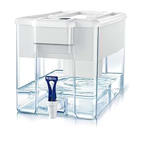 BRITA Optimax - Dispensador de agua filtrada con 1 filtro MAXTRA+, color blanco