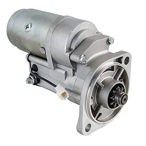 Starter for Chevy LUV S10 GMC S-15 Isuzu Pup Trooper 2.2L Diesel 16739 ()