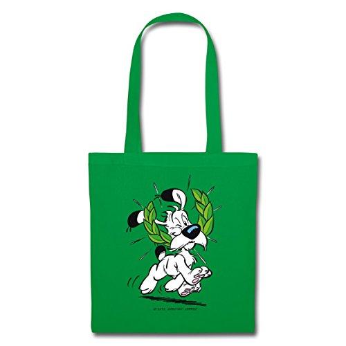 Idéfix Astérix Obélix Avec Vert Laurier Bag Spreadshirt amp; Tote qHB74qt