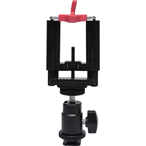 Smith-Victor Smartphone Mounting Kit with Ball Head Smith Victor Shoe Mount