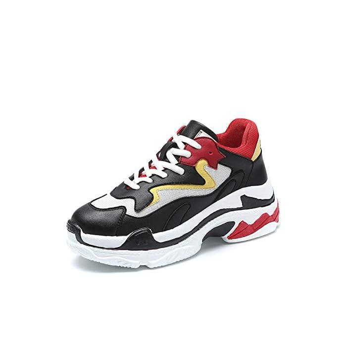 He-yanjing Sneakers Da Donna Mesh Primavera E Estate Nuove Scarpe Sportive Uomo Donna Antiscivolo Casual Alla Moda colore Un Dimensione 38