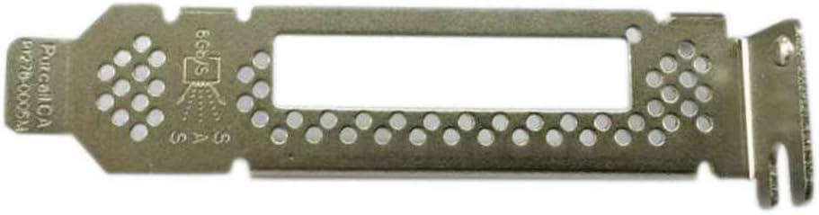 DBParts Low Profile Bracket for LSI SAS3801E SAS3801E HP 488765-B21 489103-001