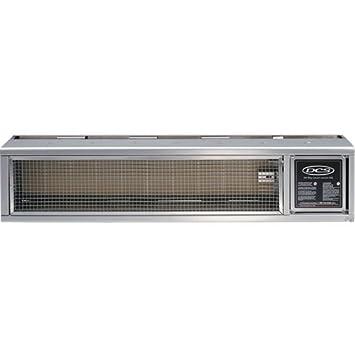 Amazoncom DCS DRHN Built In Patio Heater Natural Gas - Built in patio heaters
