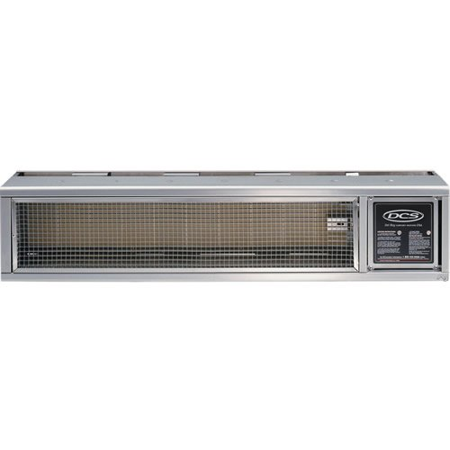 Amazon.com : DCS DRH 48N Built In Patio Heater, Natural Gas, Brushed  Stainless Steel : Portable Outdoor Heating : Garden U0026 Outdoor
