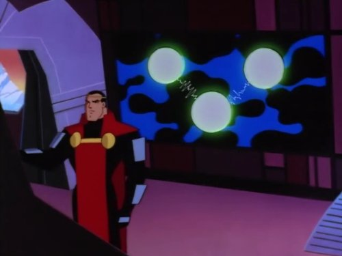 Superman: The Last Son of Krypton - Part 1 Batman Superman Adventures
