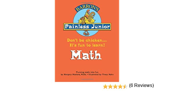 Painless Junior: Math (Barron's Painless Junior) - Kindle edition ...