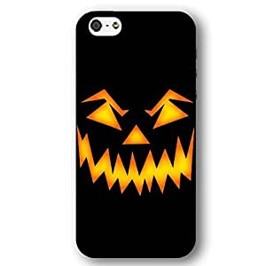 Halloween Scary Jack-O-Lantern Face For SamSung Galaxy S4 Case Cover lim Phone Case