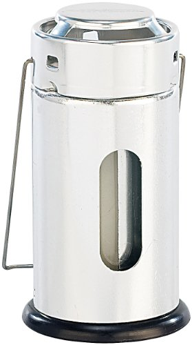 Britesta Kerzenlaterne mit Schutzglas