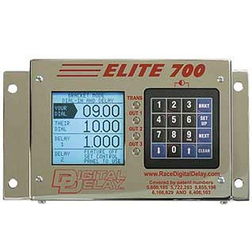 BIONDO RACING PRODUCTS Digital Elite 700 Delay Box P/N DDI-1032-CW ()