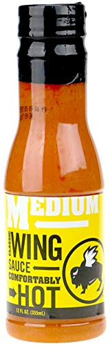 Buffalo Wild Wings Classic Sauce - Medium, Comfortably Hot - 12 fl. oz.