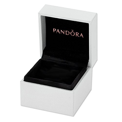 Pandora Anneau Brillant Coeur 190998MOP-52 Or Argent Coeur Nacre