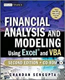 img - for Financial Analysis and Modeling Using Excel and VBA 2nd (second) edition Text Only book / textbook / text book