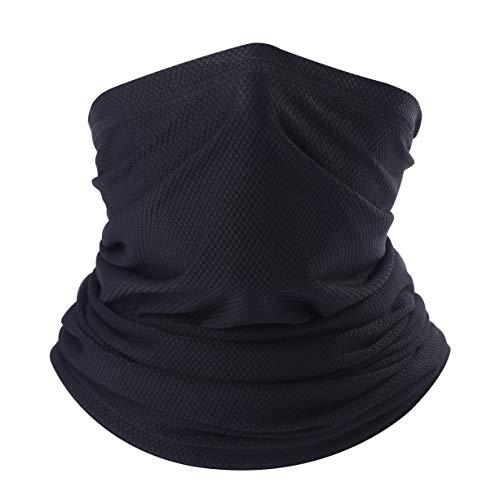 Arcweg Multifunctionele halsdoek voor dames en heren, sneldrogend, ademend, zacht, super elastisch, slijtvast, beschermt…