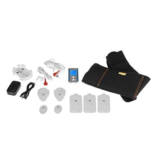 Pch Digital Pulse Massager 2   Belt Combo Set