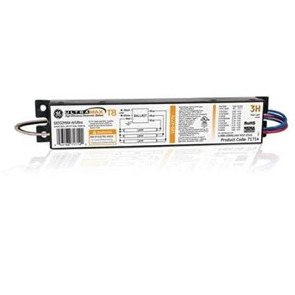 GE Lighting 78619 GE332MAX-H/ULTRA 120/277-Volt UltraMax Electronic on