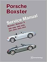 porsche boxster boxster s service manual 1997 1998. Black Bedroom Furniture Sets. Home Design Ideas