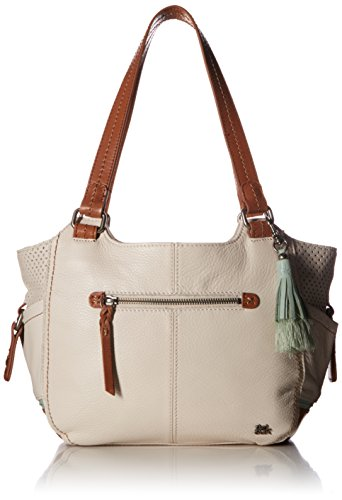 Handbag The Kendra Sak Perforated Canyon Satchel Stone tTwtxd5qrA
