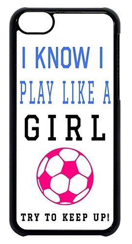 Amazon.com: FavorPlus Soccer Girl Football Quotes I Know I ...
