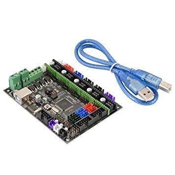 igo3D MKS Gen L V1.0 Integrated Controller Motherboard 3D Printer Board for A4988/DRV8825/LV8729/TMC2100 Driver