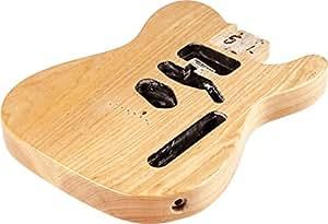 Fender USA Telecaster Body (Modern Bridge) - Natural Ash