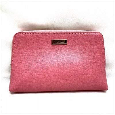 【アウトレット品】 [フルラ] レザー コスメケース ポーチ 936654 ピンク [並行輸入品]   B07QQPGR4S
