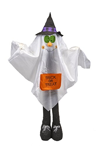 Worth Imports 36'' Standing Ghost Costume Greeter by Worth Imports