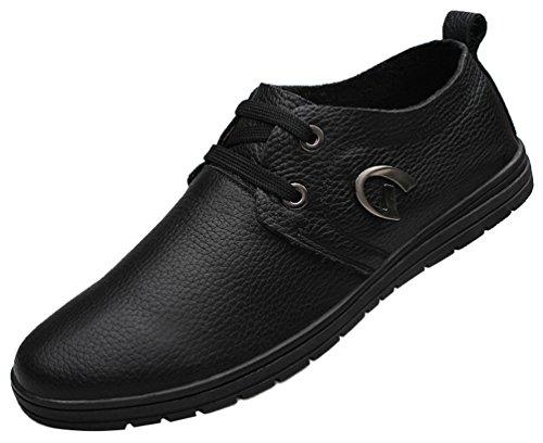 Salabobo Noir Homme À Chaussures Lacets nHwaqAS0