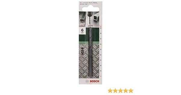Bosch 2 609 255 013 - Broca para metal HSS-R, DIN 338: Amazon.es: Bricolaje y herramientas