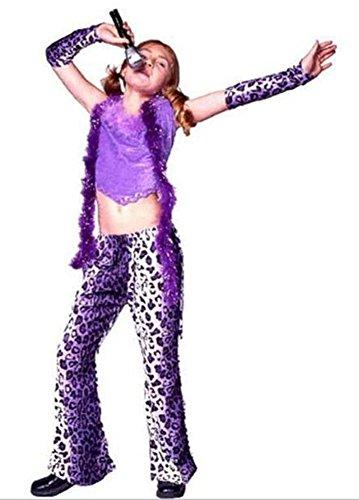 Kid's Diva Rock Star Halloween Costume (Size:Large 12-14) ()