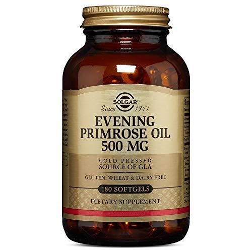 Solgar - Evening Primrose Oil, 500 mg, 180 Softgels