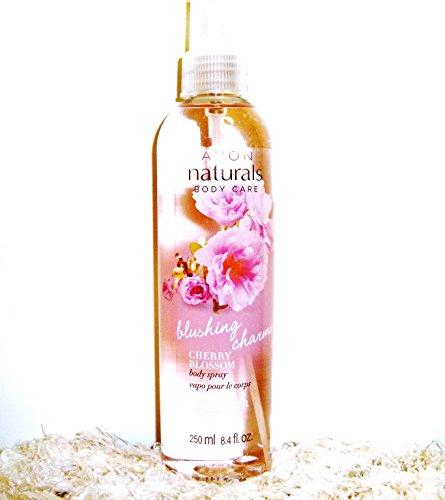 (Naturals Blushing Cherry Blossom Body Spray, 8.4 Fl. Oz. )