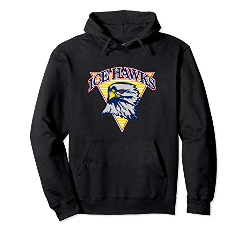 Havre Ice Hawks - Hockey Fan Gear Pullover Hoodie
