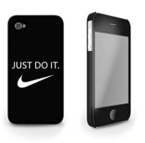 Manchester City MCFC Logo For Iphone 6 Cover Hard Cover Case-Nike Just Do It by ruishername