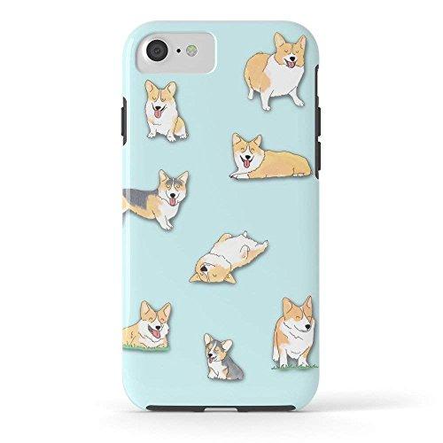 - Roses Garden Phone Case Protectivedesign Cell Case Corgi Tough Case iPhone 7