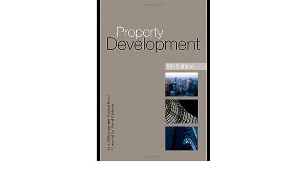 Property Development: Sara Wilkinson, Richard Reed, David
