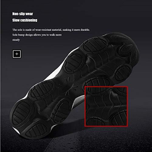 Épais 39eu Sport Chaussures Respirant Wwava Hommes Pour Été De UzP8q8w0