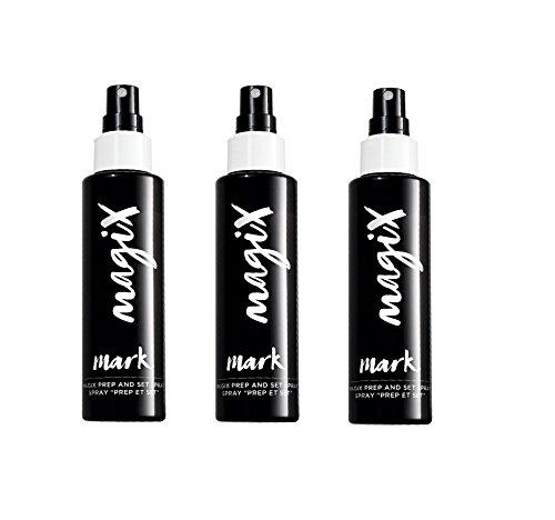 3 x mark. MagiX Prep & Set Spray Avon Cosmetics