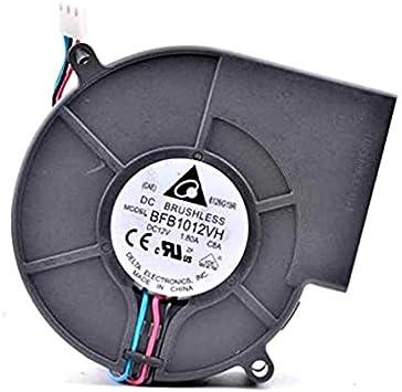 Ayazscmbs enfriamiento Ventilador para Turbo Ventilador BFB1012VH ...
