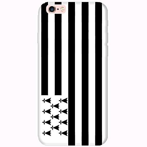 Coque Apple Iphone 6-6s - Gwenn ha Du