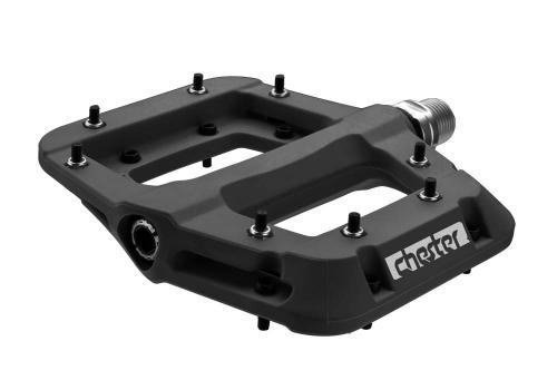RaceFace Chester Mountain Bike Pedal - Best Flat Pedals for Touring