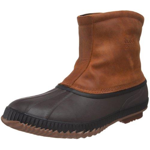 Sorel Mens Cheyanne Premium Rain Boot Goldenrod