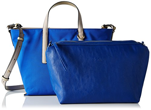 Women's Calvin x h 12x26x42 Bag b Tote Blue Dazzling Blue cm Small Ed1th t Klein x 4BqRA