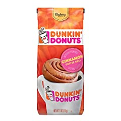 If cinnamon is how you roll, you're going to love this flavorful Bakery Series blend. It's a medium roast with cinnamon flavor that's present, but not overpowering. Just one sip will tickle your taste buds. And if you don't typically drink fl...